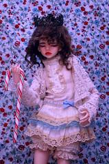 Candy Kid (Blue Kitsune) Tags: bjd abjd doll souldoll soulkids hybrid dim mind laia