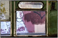C82_6358 (Walker Evans is my Hero) Tags: nikon d810 nikkor 105mm f14e baltimore streetcarmuseum color reflection