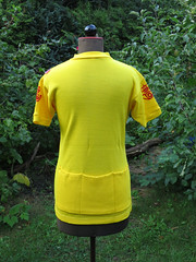 Inoxpran Maillot Amarillo Battaglin 1981 (akimbo71) Tags: maglia maillot cycling jersey fahrradtrikot