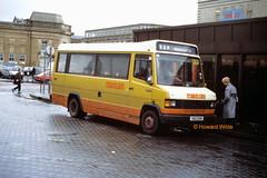 Timeline 110 (H110 DVM) (SelmerOrSelnec) Tags: timeline mercedesbenz 609d reeveburgess h110dvm bolton moorlanebusstation shearings bus minibus