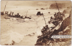 """US CA Honda Point Arguello Lompoc CA 7 DESTROYERS WRECKED RAN AGROUND the evening of September 8 1923 near the Santa Barbara Channel the largest peacetime loss of U.S. NAVY ships 1 (UpNorth Memories - Donald (Don) Harrison) Tags: """" """"railroad ferry"""" """"car excursion vintage antique postcard rppc """"don harrison"""" """"upnorth memories"""" upnorth memories upnorthmemories michigan history heritage travel tourism """"michigan roadside restaurants cafes motels hotels """"tourist stops"""" """"travel trailer parks"""" campgrounds cottages cabins """"roadside entertainment"""" """"natural wonders"""" attractions usa puremichigan"""