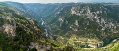 Gorges du Tarn (Jan Moons) Tags: cevennes france gorges tarn nature landscape river road canyon fabulous majestic rocks mountain forest hourtous panorama