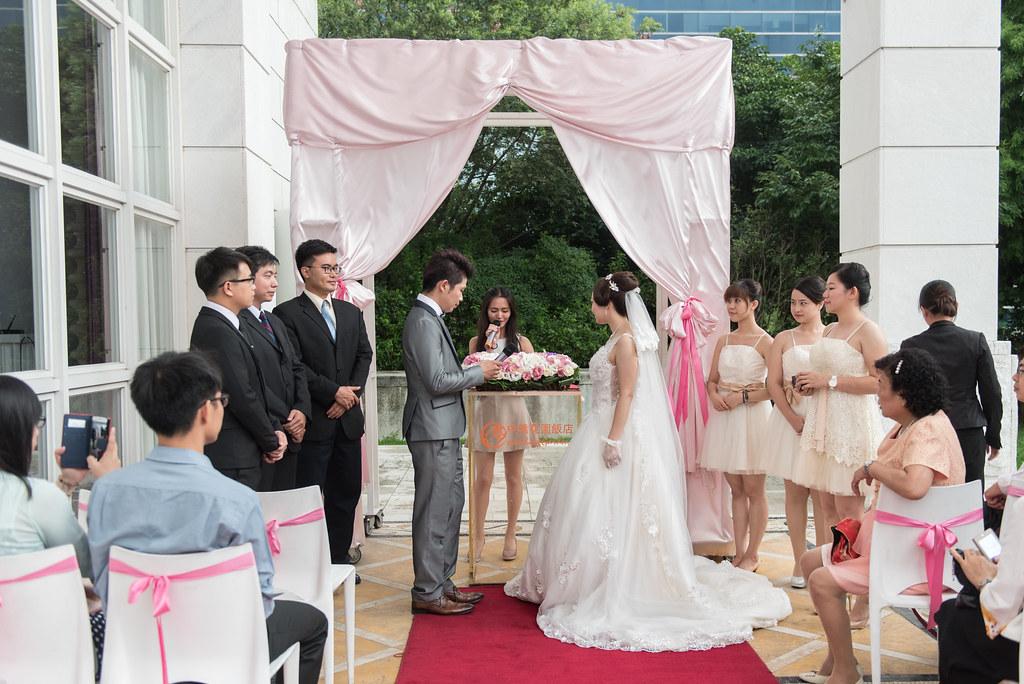 中僑花園飯店婚禮記錄雅琇與紋瑞-62