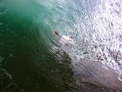 Water Cave (edwinemmerick) Tags: wave water ocean shorebreak werri australia surf