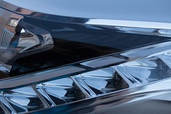 Chromes... (explored 2016-09-05) (Gisou68Fr) Tags: macromondays planestrainsandautomobiles voiture automobile car vehicle vhicule headlight optique ds5 citron chrome chromes reflets reflexions