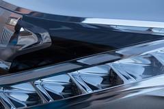 Chromes... (explored 2016-09-05) (Gisou68Fr) Tags: macromondays planestrainsandautomobiles voiture automobile car vehicle véhicule headlight optique ds5 citroën chrome chromes reflets reflexions