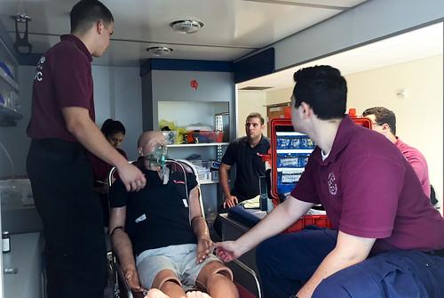 Paramedic II Lab Exercise