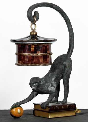 Maitland Monkey Table Lamp ($532.00)