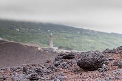 Lava bombs (Chris Haigh) Tags: volcano basalt lava bombs martian scoria capelinhos lighthouse faial azores chrishaigh 2016 landscape volcanic eruption 1957 canon eos7d