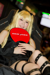DXRACER -Tokyo Game Show 2016 (Makuhari, Chiba, Japan) (t-mizo) Tags: cosplay   cosplayer  dxracer   roomworks tamron90 tamron90mm tamron90mm28 tamron90mmf28 tamron90mmf28macro tamron90mmmacro tamronsp90 tamronspaf90mmf28 tamronspaf90mmf28dimacro tamronspaf90mmf28dimacro11 tamron tamronspaf90mmdimacro sp90mmf28dimacro11vcusd f017  tgs tgs2016 tokyogameshow tokyogameshow2016  2016 makuhari chiba    mihama  makuharimesse     campaigngirl showgirl  companion person  portrait women woman girl girls canon canon5d canon5d3 5dmarkiiii 5dmark3 eos5dmarkiii eos5dmark3 eos5d3 5d3 lr lr6 lightroom6 lightroom lrcc lightroomcc  japan