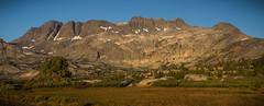Mt. Davis in Early Light (deanwampler) Tags: sierras mtdavis thousandislandlake anseladamswilderness jmt johnmuirtrail