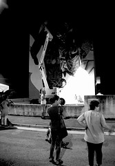 m-038 (enricoerriko) Tags: enricoerriko civitanovamarche portocivitanova animedistrada streetart telmomiel telmo miel erriko enrico cartacanta sanmarone peep colori people gente artisti strada arianna stefano ro laura cielo sky azzurro red green marche citanò artist sunshine sunset google altavista web sunrise sun moon earth globe grass piazzaxxsettembre lidocluana casadelpopolo murales