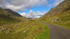 Inveruglas to Loch Sloy (JimGer947) Tags: loch sloy power station dam hydro electric cowal way scotland arrochar tarbet lomondwest highland inveruglas lomond optical ilusion
