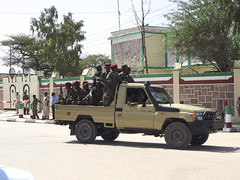 Scenes fro Somaliland Independence Day (Clay Gilliland) Tags: somaliland hargeisa military pirade