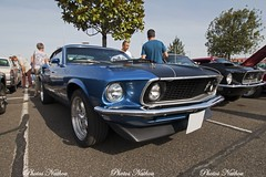 Ford Mustang Mach 1 (Photos Nathou) Tags: ford mustang mach1 pau