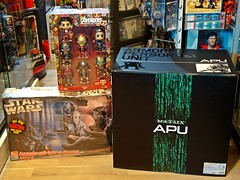 Recent Arrivals  Mixed Nuts  21 Sep 2016 (My Toy Museum) Tags: recent arrival arrivals hot toys avengers ultron prime iron man black widow vision war machine star wars dagobah yoda encounter plastic kit