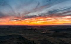 Another Goodbye (John Westrock) Tags: steptoebutte landscape nature sunset palouse rollinghills clouds garfield washington canoneos5dmarkiii canonef2470mmf28lusm