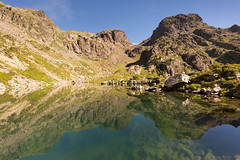 Morning Reflects (Nicolas Gailland) Tags: paysage nature landscape lake lac water eau reflets reflects mirror miror miroir merlat belledonne isere isre grenoble france rhone alpes alps alpe canon hitech filter filtre nd gnd mark
