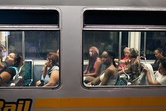 slice of life (Andy Kennelly) Tags: metro train los angeles candid