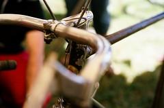 Bourdel lugged stem (Karibouski) Tags: joroutens bourdel vintage bicycles frenchconstructeur constructeur randonneur randonnee ffct edelbikes victoirecycles randobro randovibes french goldenage handbuiltbicycles canon ishootfilm analog filmisnotdead