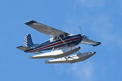 Private Cessna 180E Skywagon N71K (jbp274) Tags: greenville greenvilleseaplaneflyin flyin 52b airplanes seaplane floatplane cessna c180 skywagon mooseheadlake