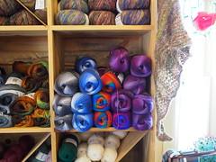 Serendipity Yarn & Gifts (mount_evans) Tags: olympus omd em5 microfourthirds existinglight mzuiko17mmf18 buenavista colorado indoor serendipityyarngifts