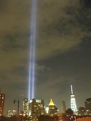 IMG_6656 (gundust) Tags: nyc ny usa september 2016 newyork newyorkcity manhattan architecture wtc worldtradecenter 1wtc oneworldtradecenter som skidmoreowingsmerrill davidchilds oneworldobservatory spire skyscraper stel glass observationdeck downtown september11th 911 tributeinlight xeon twintowers memorial remembrance night