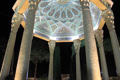 Hafez | Mosaic Ceiling (8slowdowns) Tags: iran history shiraz iranian persian hafez hafeziyeh tomb