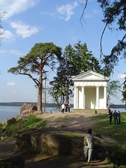 Vyborg Russia (GuyDeckerStudio) Tags: vyborg russia finland castle mansion church lenin cannon map lake abandoned tomb water