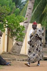 Ewe Chief (peace-on-earth.org) Tags: regionplateaux tgo togo geo:lat=694397500 geo:lon=117169000 geotagged nots ewe peaceonearthorg