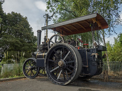 McLaren Traction Engine No. 1642 (Ben Matthews1992) Tags: foxfield railway gala preservation preserved steam road traction engine old vintage historic vehicle transport classic staffordshire mclaren 5nhp 1918 be8739 compound