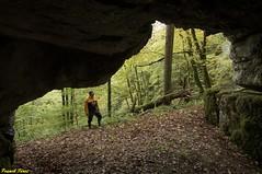 Grotte 2 de la Baume des curés - Villers Sous Chalamont (francky25) Tags: grotte 2 de la baume des curés villers sous chalamont porche entrée franchecomté doubs