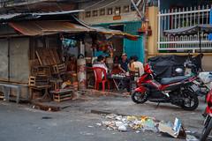 Saigon (silkylemur) Tags: sign sagon saigon vietnamas vitnam vijetnam vitnam vietnamese 24105mm canon canonef canonef24105mmf4l canonef24105mmf4lisusm canonef24105mmf4lisusmlens canoneos canoneos6d eflens efmount fullframe llens lens zoomlens asia vietnam  1 hchminh vn streetphotography street strasenfotografie southeast