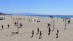 Manhattan Beach, California (franciscovillasenorpictures) Tags: beach summer california manhattanbeach sand
