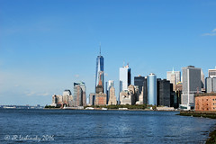 NYC in September 2016 (jrleshinsky) Tags: trains subway hells kitchen far rockaway world trade center music busker artists todd beamer carousel flowers bees staten island ferry governors statute liberty art fair seagull soldiers chysler building stuytown helicopter sculptures chelsea neon poems paint highline africandrumming bricks water towers street lights