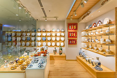 QHome Showroom 2016 @ Takashimaya (HCMC) (daihocsi [(+84) 918.255.567]) Tags: qhome interior lightup dishes houseware tableware takashimaya hcmc lladro