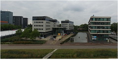 AdamDronePics - Riekerpolder - Amsterdam - Noord Holland - Nederland (Bocaj47) Tags: riekerpolder noordholland netherlands nederland b47 amsterdam adamdronepics 2016