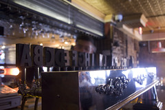 Taps (Stephen Gardiner) Tags: toronto ontario 2016 yongestreet barvolo lastdaysatvolo closing beer bar brewing patio pentax k3ii 1645