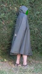 Rainmac-gruen-SDC18035 (Umhaenge2010) Tags: cape cloak cloack umhang regenumhang raincape capeimpermable