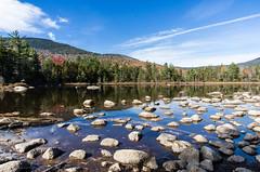 Lily Pond, Kancamagus Highway (alohadave) Tags: autumn fall kancamagushighway lilypond newhampshire northamerica pentaxk5 places pond season unitedstates water smcpda1650mmf28edalifsdm