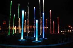 Piazzale Marconi, la rotonda luminosa (10) (Comune di Reggio Nell'Emilia) Tags: piazzale marconi rotonda reggioemilia inaugurazione