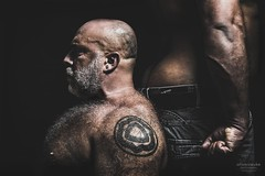 Intimacy II (OliverZeukePhoto) Tags: oliver sexysunday men man muscle chest butt hairy masculine intimacy
