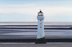 Perch Rock Lighthouse (David Chennell - DavidC.Photography) Tags: wirral beach lighthouse newbrighton uk perchrocklighthouse perchrock newbrightonlighthouse