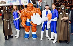 DSC_0172 (Randsom) Tags: nycc 2016 newyorkcomiccon nycomiccon javitscenter october nyc newyorkcity cosplay costume fun comicbooks comicconvention marvelcomics groupshot group team people fantasticfour drdoom doctor invisiblewoman bengrimm thing humantorch mr mister fantastic spandex