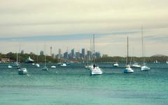 Watsons Bay (JoPMas) Tags: blue watsonsbay marina sailing bay aqua weld boats sydney australia water cityskyline welding
