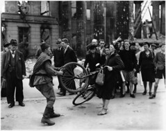 HU036516 (olegczugujewets) Tags: berlin bicycle brandenburggate easterneuropeans europe europeans germans germany group many military militarypersonnel mitte people russians soldier transportation vehicle