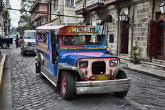 HL8A3918 (deepchi1) Tags: manilla phillippines asia pacific islands urban city jeepneys taxis jeeps traffic