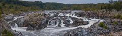 Great Falls National Park (Nikographer [Jon]) Tags: 2016 nationalpark greatfalls gfnp 20161009d500033821 great falls potomac river maryland md virginia va fall oct october panorama large big nikon d500