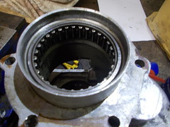 Output gear bearing (37114) Tags: fairey overdrive rebuild