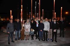 Piazzale Marconi, la rotonda luminosa (7) (Comune di Reggio Nell'Emilia) Tags: piazzale marconi rotonda reggioemilia inaugurazione